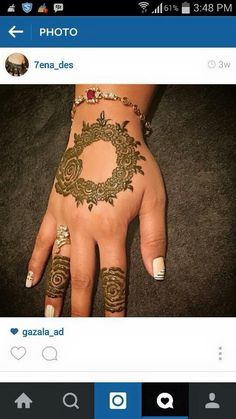 Henna - so much perfection and detailing
