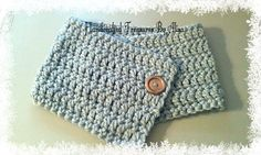 Men's crochet Cowl Womens Crochet Cowl Young by CraftinginStyle