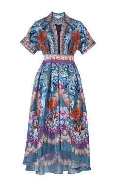 Pipe Dream Belt Dress by TEMPERLEY LONDON for Preorder on Moda Operandi