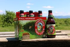 Mhmmm. Woodchuck Cider is always a good idea. As our leading sponsor in 2015 and a continued sponsor for this year's fest, we don't know where we'd be without the support of our cider-ific friends.  ______________ Fall Harvest | Woodchuck Cider
