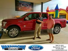 #HappyBirthday to Matthew from J David Thornhill at Waxahachie Ford!  https://deliverymaxx.com/DealerReviews.aspx?DealerCode=E749  #HappyBirthday #WaxahachieFord