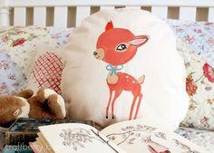 A God given talent...a child's art pillow - Craftberry Bush