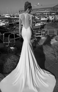 Stunning dress from Galia Lahav