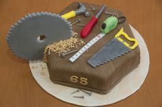 image cake - cake Cake for joiners