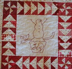 Snowbound from Bunny Hill Designs (www.bunnyhilldesigns.com)... love this layout!