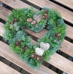 Christmas Arrangements, Outdoor Christmas Decorations, Flower Decorations, Holiday Decor, Christmas Mood, Christmas Wreaths, Xmas, Grave Flowers, Church Crafts