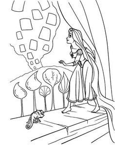 ausmalbild disney laternen rapunzel | ausmalbilder, ausmalbilder disney, kostenlose ausmalbilder