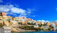 Syros island, Central Aegean