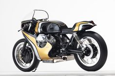 Moto Guzzi 850 cafe racer by Stile Italiano Moto Guzzi Motorcycles, Scrambler Motorcycle, Vintage Motorcycles, Custom Motorcycles, Custom Bikes, Indian Motorcycles, Ducati, Honda Cb750, Bobber