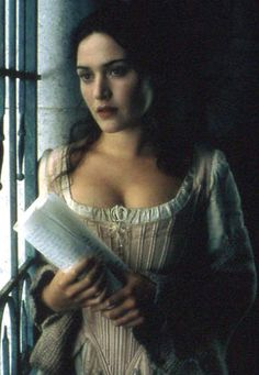 """Kate Winslet in """"Quills"""""""