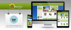 Tienda online para Aquilea Jardin. Ecommerce realizado con la plataforma Ebasnet (www.ebasnet.com)