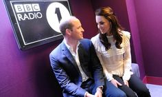 Watch Prince William and Kate surprise radio host and joke about 'dad dancing'