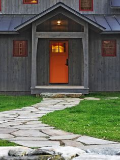 Craftsman Wood Exterior Door Awning Design, Pictures, Remodel, Decor and Ideas - page 4