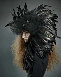 Black Beauty by MIND LIKE MAGPIE  #millinery #hats #HatAcademy