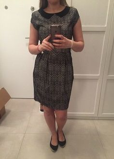 Kup mój przedmiot na #vintedpl http://www.vinted.pl/damska-odziez/krotkie-sukienki/17913994-elegancka-sukienka-reserved