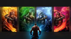 Vídeo Game League Of Legends  Udyr (League Of Legends) Papel de Parede