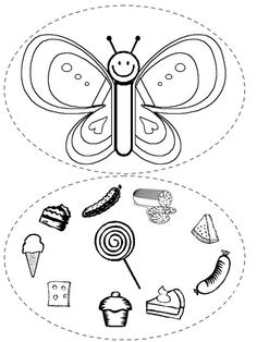 Great The Very Hungry Caterpillar Coloring Book 62 Very Hungry Caterpillar printable