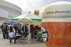 1-3 maja 2015 Wrocławski Festiwal Dobrego Piwa na #StadionWroclaw