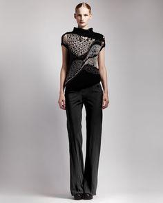 http://ncrni.com/rick-owens-asymmetric-crochet-top-basic-ribbed-tank-biascut-crepe-pants-p-2886.html