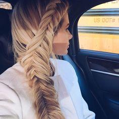24 Impressive Half Braid Hairstyles For 2016