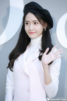 Yoona at dior's event