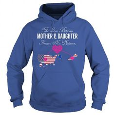 This matching mother and daughter shirt will be a great gift for you or your friend: Mother Daughter United States - Malaysia Tee Shirts T-Shirts