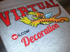Wilcom's virtual embroidery - you have to touch it to know it's not embroidery but printed simulation!