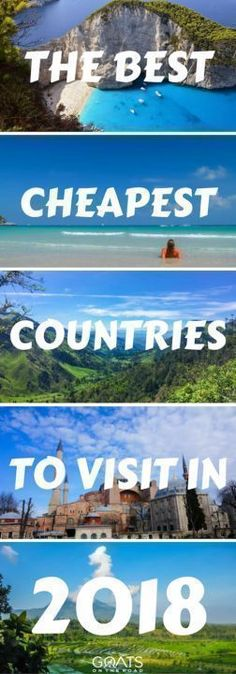 Top 10 Cheapest Countries To Visit in 2018 | Low Budget Travel | Affordable Travel Destinations | Budget Travellers | Worlds Cheapest Travel Destinations | Cheap Vacations | #budgettravel #affordabletravel #nextvacation #cheaptravel #backpacking #travelmore #honeymooninspiration #honeymoon #cheapvacations #cheaptraveldestinations #vacationspotsworld #traveldestinationsaffordable #honeymoons