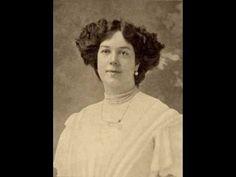 British Contralto  Clara Butt ~ Ombra mai fu (1917)