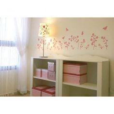 ADZif Baby Pretty Wings Wall Decal - B4101