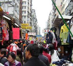Ladies Market, Mong Kok, Hong Kong | Shop Til You Drop Hong Kong Style