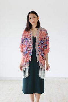 Phychedelic Field Kimono $50.00 USD Stolenstores.com