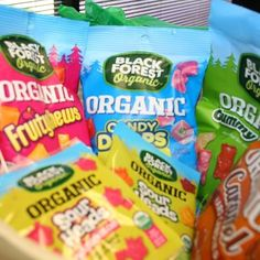 Just in @wholefoodsmagazine: organic candy from Black Forest Organic