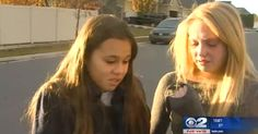 Devastated friends were overcome with grief as they rushed to the tragic scene outside Adelaide Clinger's home in Kaysville, Utah.