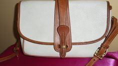 Dooney and Bourke Handbag vintage  shoulder by VintagePursesPlus, $69.00