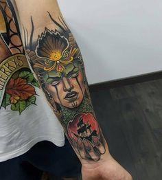 Las 37 Mejores Imágenes De Tattoo Neotradicional Neo Traditional