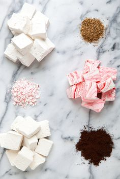 Winter Marshmallow Trio: Chai, Peppermint and Espresso | Annie's Eats