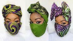 Head Wrap Tutorial | Ankara Head Wrap Styles African Prints, Ankara Styles, Wrap Style, Head Wraps, Beauty, Turbans, Cosmetology, Scarfs