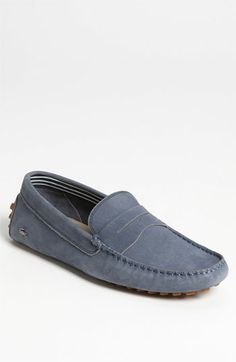 Lacoste 'Concours 6' Driving Shoe available at #Nordstrom