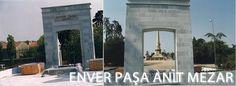 Enver Paşa Anıt Mezarlığı - http://www.teknikisinsaat.com/