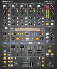 Mixer is probably the first tool that comes in mind when we talk about DJing. The best DJ mixers of our list are ideal for any beginner to start mixing. Best Dj Mixer, Music Production Equipment, Music Mixer, Digital Dj, The Odd Ones Out, Dj Setup, Recording Studio Design, Dj Gear, Dj Booth