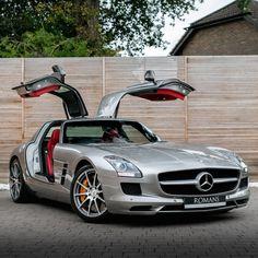 Mercedes Benz Dealer, Mercedes Benz Sls Amg, New Sports Cars, Sport Cars, Maserati, Ferrari F40, Lux Cars, Jaguar Xk, Mc Laren
