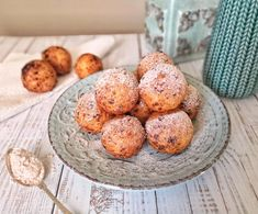 Baked Potato, Muffin, Food And Drink, Potatoes, Baking, Breakfast, Ethnic Recipes, Cakes, Morning Coffee