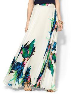 Maxi Skirt Product Image