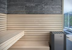 People have been enjoying the benefits of saunas for centuries. Spending just a short while relaxing in a sauna can help you destress, invigorate your skin Portable Infrared Sauna, Portable Steam Sauna, Sauna Steam Room, Sauna Room, Mini Sauna, Design Sauna, Modern Saunas, Wood Architecture, Granite