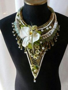 florale ketting