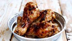 BBC Food - Recipes - Five-spice roast chicken drumsticks