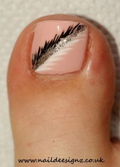 Pedicure Designs For Summer Here