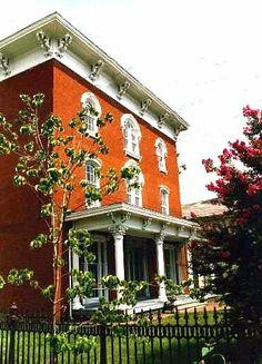 Ragland Mansion Petersburg, VA