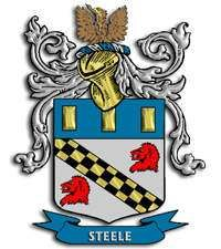 History — The Steele Family Foundation Family Foundations, Family Crest, Coat Of Arms, Ancestry, History, Frame, Tattoo Ideas, British, Tattoos